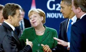 Entre la desintegración o un mayor dominio alemán