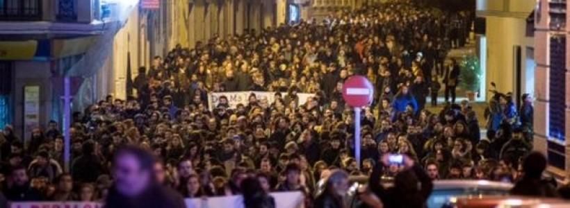 Los vecinos de Madrid defienden el Patio Maravillas