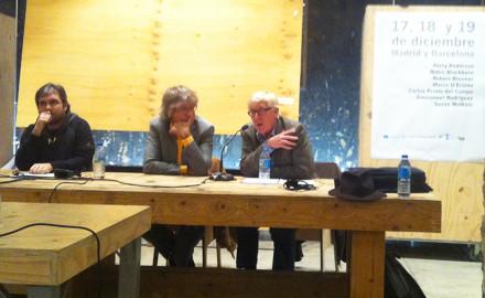 """Perry Anderson: """"Podemos y Syriza sostienen posiciones mucho menos radicales que la derecha antisistémica"""""""