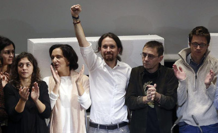 Todo el poder a Pablo Iglesias