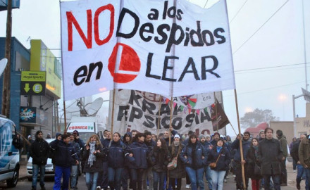 Lear Argentina: una lucha ejemplar