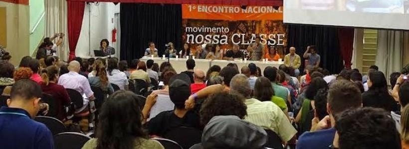 Combativo Encuentro Obrero en Brasil