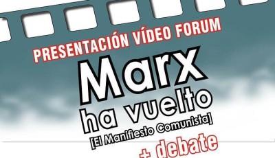¡Marx ha Vuelto!