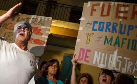 No es corrupción, es el ADN del sistema capitalista español