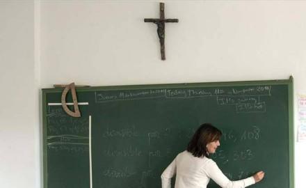 Religión en la escuela, educación decimonónica para el siglo XXI