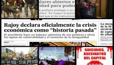 Diez datos que el gobierno español oculta cuando afirma que