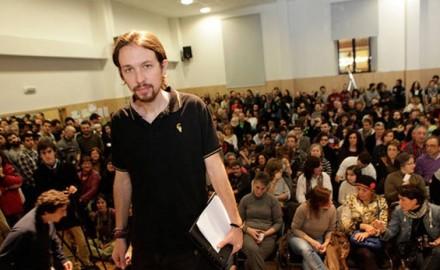 Podemos, Asamblea Ciudadana, Pablo Iglesias
