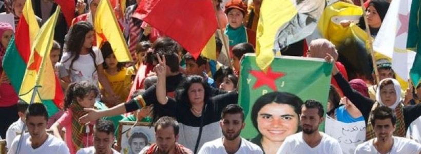 Estado islamico, estados unidos resistencia kurda