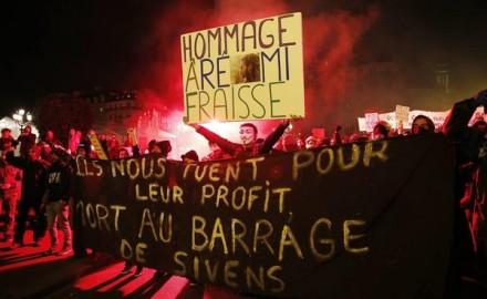 Asesinato Francia Remi