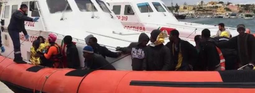 Trescientos inmigrantes mueren de frío y ahogados intentando llegar a la costa italiana