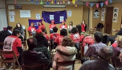 Madrid: mujeres trabajadoras libres y luchadoras