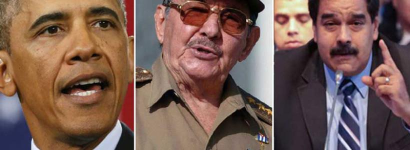 La relación de Obama con Cuba y Venezuela copa las expectativas