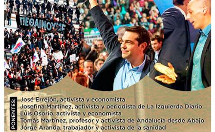 ¿A DÓNDE VA GRECIA? Entre el nuevo gobierno y el chantaje de la Troika