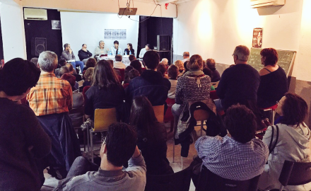 Charla-Debate sobre Grecia en Madrid