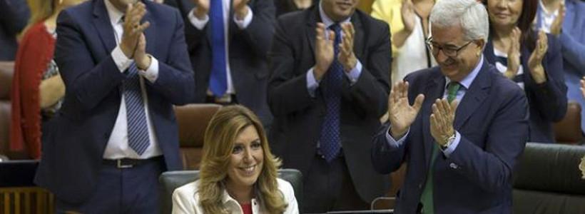 """Andalucía, primera prueba para los """"pactos"""" del cuatripartidismo español"""
