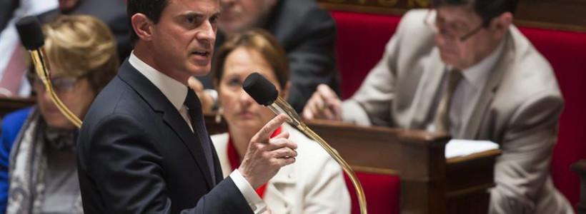 """Francia ya tiene su """"Acta patriótica"""""""