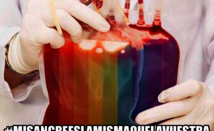 La justicia europea avala prohibir a homosexuales donar sangre