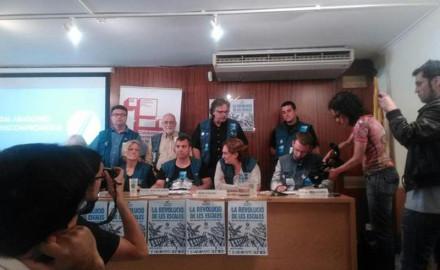 Huelga Movistar: manifiesto de apoyo de las organizaciones de izquierda
