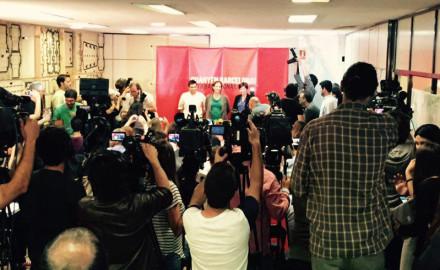 Gobierno del cambio, pactos con la casta y oposición de izquierda