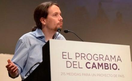 Elecciones Podemos