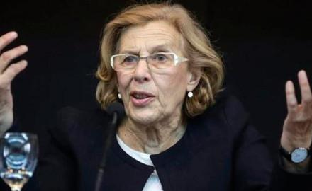 """Manuela Carmena y las """"locuras de juventud"""" del activismo social"""