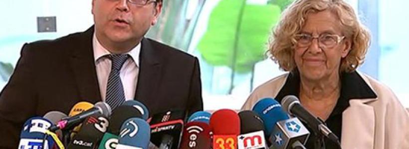 Candidaturas ciudadanas asumen el gobierno en las principales ciudades españolas