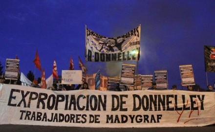 Argentina: Diez meses de control obrero en MadyGraf
