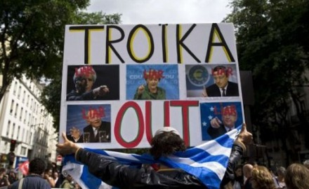 ultimatum troika grecia