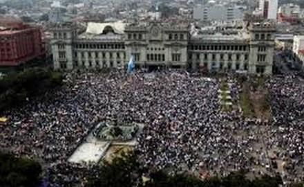 crisis guatemala