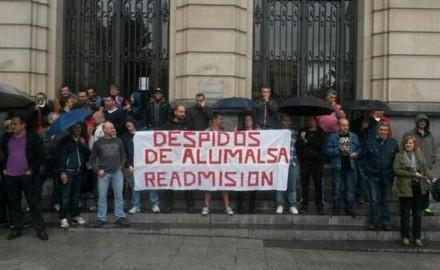Alumalsa Zaragoza: una huelga contra la precariedad y las pérdidas de la crisis