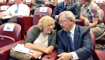 Manuela Carmena, el Papa Francisco y la prostitución