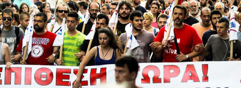 Crisis griega: cobertura especial de nuestras corresponsales en Atenas