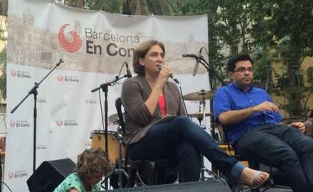 Barcelona en Comú y la cuestión antirrepresiva: una de cal y otra de arena