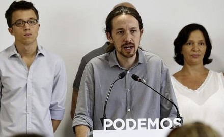 Pinchazo de Pablo Iglesias: menos de un 15% de participación en las primarias de Podemos
