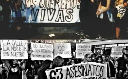#NosQueremosVivas