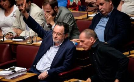 """La """"Unidad Popular"""" de la izquierda de Syriza, una nueva ilusión reformista"""