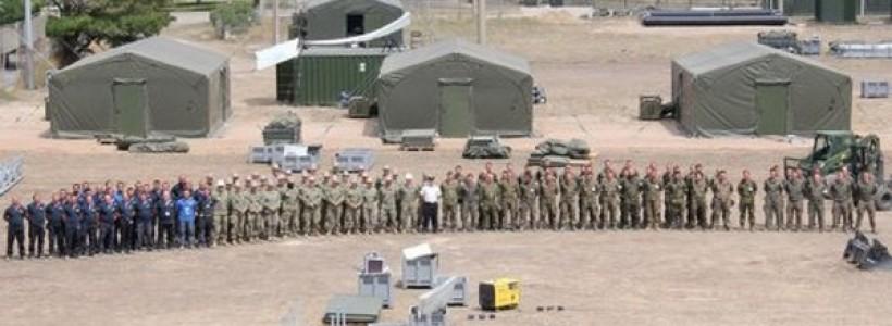 Maniobras OTAN en Zaragoza