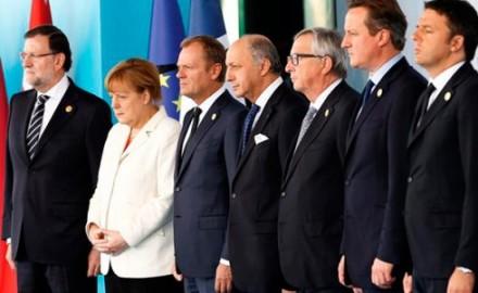 Condenar los brutales atentados de París y enfrentar el curso guerrerista y xenófobo de la UE