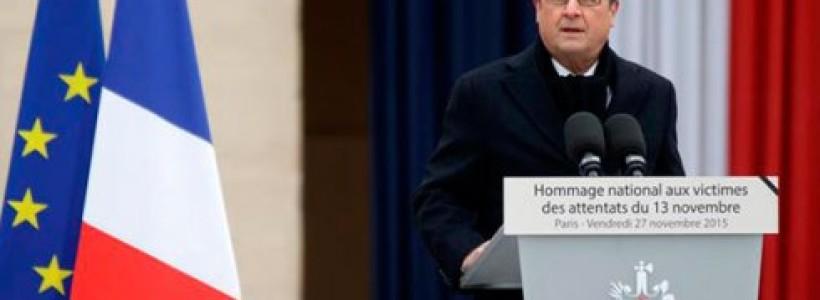 La Europa del capital se suma a la ofensiva guerrerista de Hollande