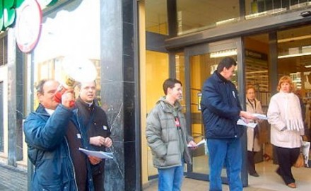 "Adiós a Fernando ""el de Donuts"", un ejemplo de lucha y solidaridad obrera"