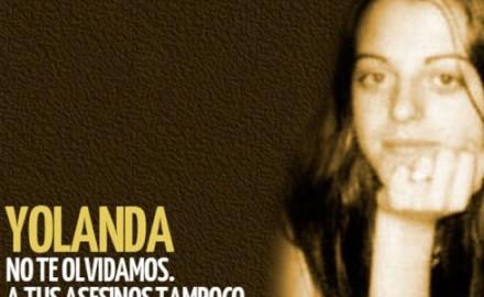 Yolanda González, militante trotskista, asesinada por los fascistas en la Transición española