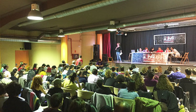Un nuevo frente anticapitalista y de clase sienta sus bases en el Estado español