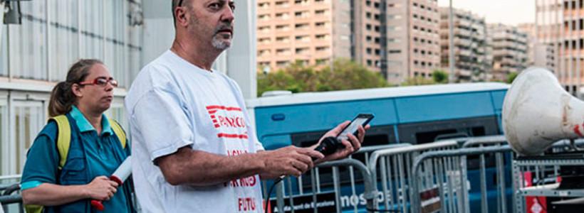 """Joe Molina: """"hay una parte de la izquierda reformista que es parte orgánica de la burocracia sindical"""""""