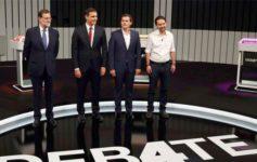 """Iglesias a Sánchez: """"No soy yo el rival, el rival es Rajoy"""""""