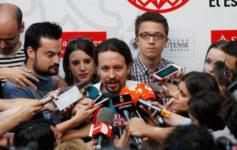 """Pablo Iglesias: """"esa idiotez que decíamos cuando éramos de extrema izquierda de que las cosas se cambian en la calle y no en las instituciones, es mentira"""""""