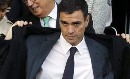 PSOE: entre la imagen y el último servicio