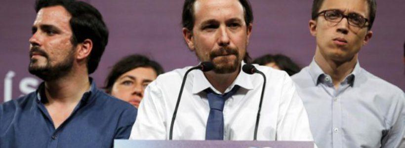 ¿La inesperada ausencia de Podemos?