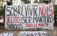 ¡Una juventud anti-racista, en solidaridad con los manteros y la clase trabajadora inmigrante!