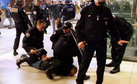 """Violencia policial en París: """"Te vamos a violar, vamos matarte a ti y tus colegas"""""""
