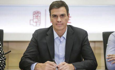 Felipe y los 17 dan un golpe contra Sánchez y parten el PSOE